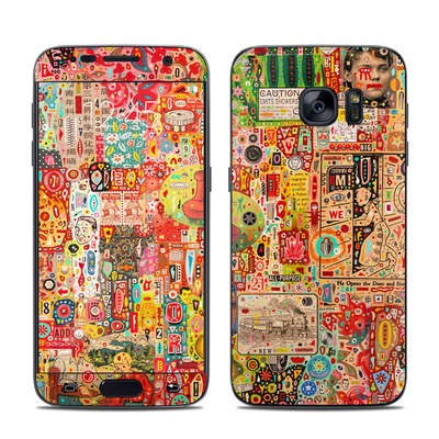 Samsung Galaxy S7 Skin - Flotsam And Jetsam