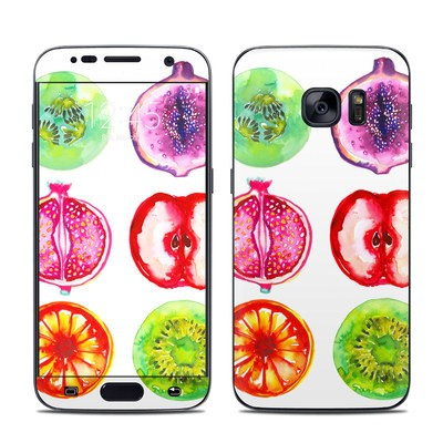 Samsung Galaxy S7 Skin - Fruits