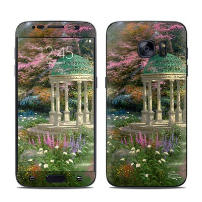 Samsung Galaxy S7 Skin - Garden Of Prayer