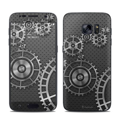Samsung Galaxy S7 Skin - Gear Wheel