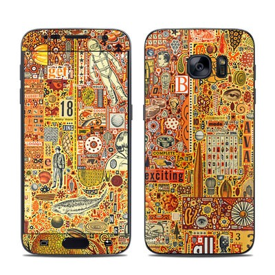 Samsung Galaxy S7 Skin - The Golding Time