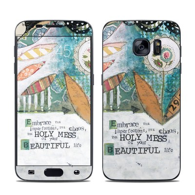 Samsung Galaxy S7 Skin - Holy Mess
