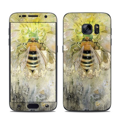 Samsung Galaxy S7 Skin - Honey Bee