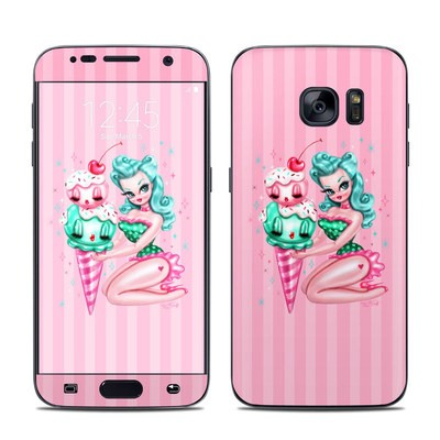 Samsung Galaxy S7 Skin - Ice Cream