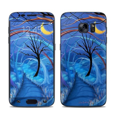 Samsung Galaxy S7 Skin - Ichabods Forest