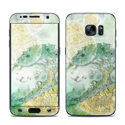 Samsung Galaxy S7 Skin - Inner Workings