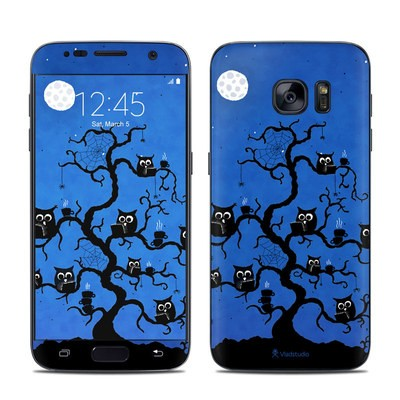 Samsung Galaxy S7 Skin - Internet Cafe