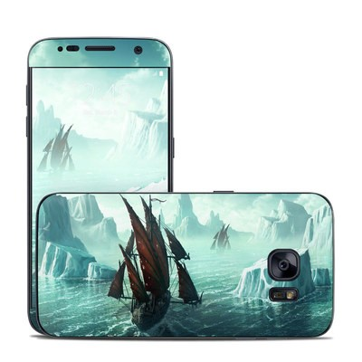 Samsung Galaxy S7 Skin - Into the Unknown
