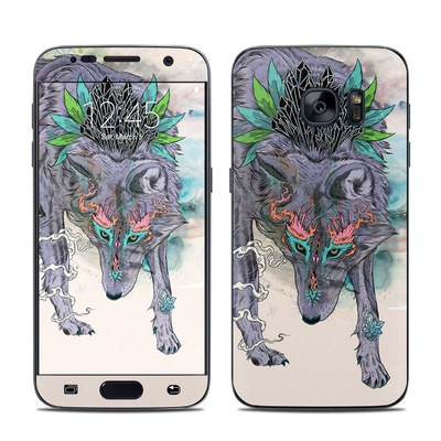 Samsung Galaxy S7 Skin - Journeying Spirit