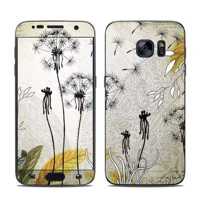 Samsung Galaxy S7 Skin - Little Dandelion