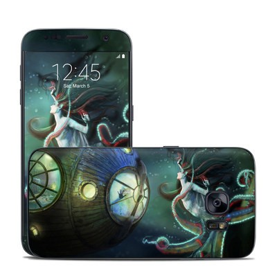 Samsung Galaxy S7 Skin - 20000 Leagues