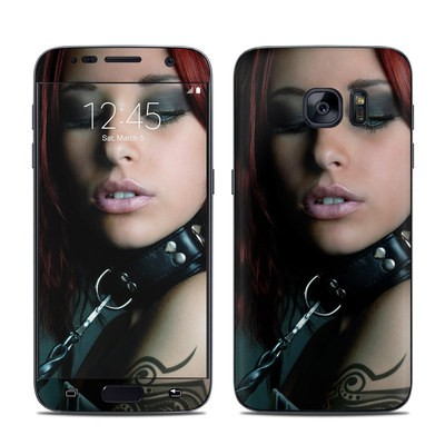 Samsung Galaxy S7 Skin - Leashed