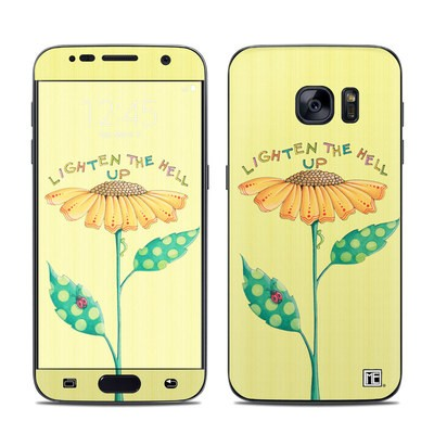 Samsung Galaxy S7 Skin - Lighten Up