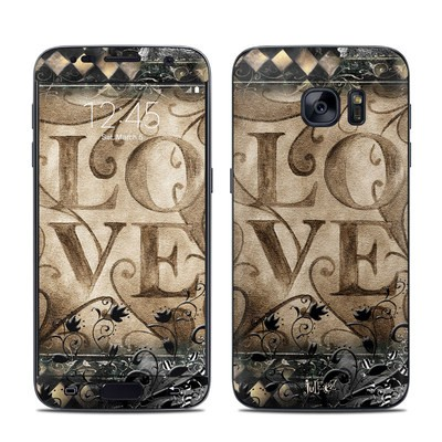 Samsung Galaxy S7 Skin - Love's Embrace