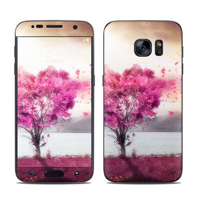 Samsung Galaxy S7 Skin - Love Tree