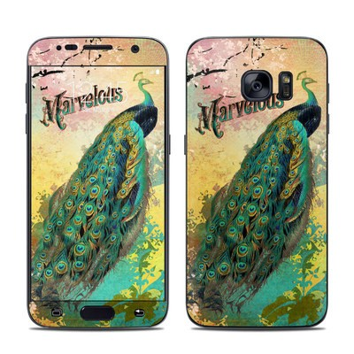 Samsung Galaxy S7 Skin - Marvelous