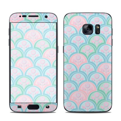 Samsung Galaxy S7 Skin - Mermaid Gem