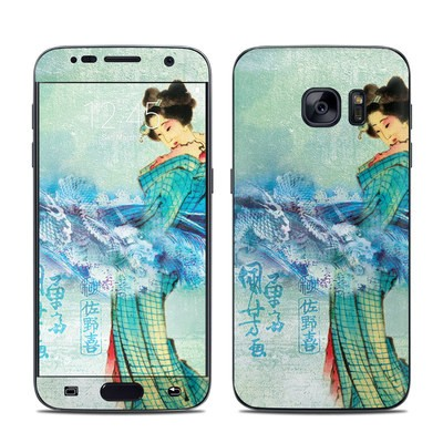 Samsung Galaxy S7 Skin - Magic Wave