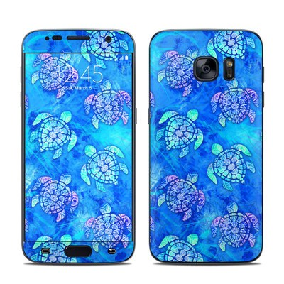 Samsung Galaxy S7 Skin - Mother Earth