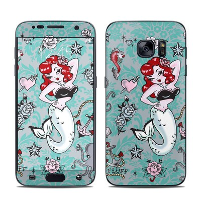 Samsung Galaxy S7 Skin - Molly Mermaid