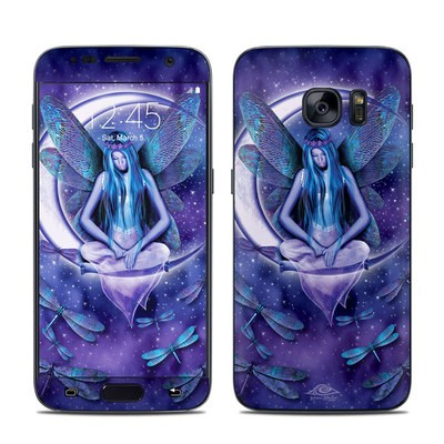 Samsung Galaxy S7 Skin - Moon Fairy