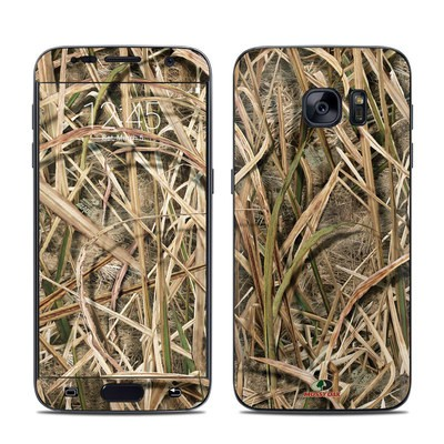 Samsung Galaxy S7 Skin - Shadow Grass Blades