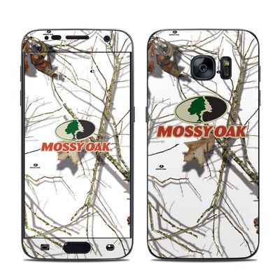 Samsung Galaxy S7 Skin - Break-Up Lifestyles Snow Drift