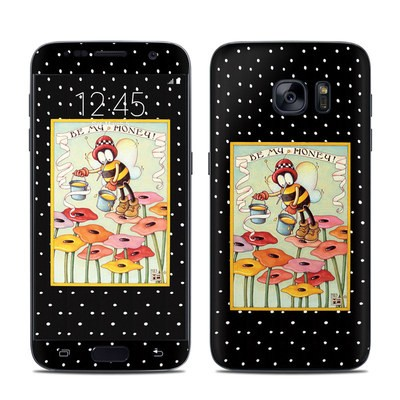 Samsung Galaxy S7 Skin - Be My Honey
