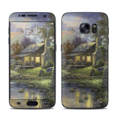 Samsung Galaxy S7 Skin - Natures Paradise