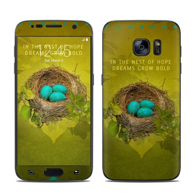 Samsung Galaxy S7 Skin - Nest of Hope
