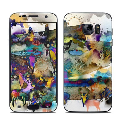 Samsung Galaxy S7 Skin - New Day