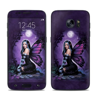 Samsung Galaxy S7 Skin - Night Fairy