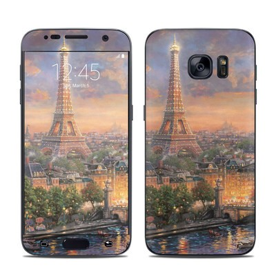 Samsung Galaxy S7 Skin - Paris City of Love