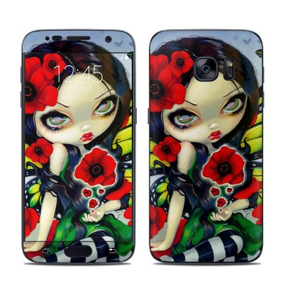 Samsung Galaxy S7 Skin - Poppy Magic