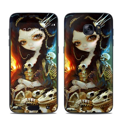 Samsung Galaxy S7 Skin - Princess of Bones