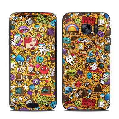 Samsung Galaxy S7 Skin - Psychedelic