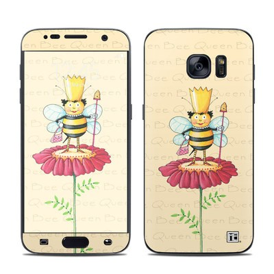 Samsung Galaxy S7 Skin - Queen Bee