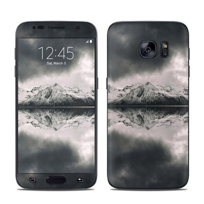 Samsung Galaxy S7 Skin - Reflecting Islands
