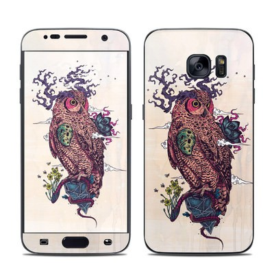 Samsung Galaxy S7 Skin - Regrowth
