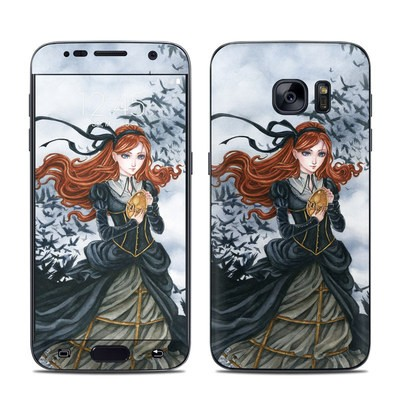 Samsung Galaxy S7 Skin - Raven's Treasure