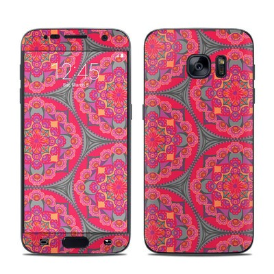 Samsung Galaxy S7 Skin - Ruby Salon