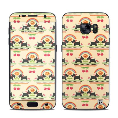Samsung Galaxy S7 Skin - Scotties