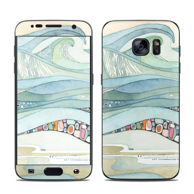 Samsung Galaxy S7 Skin - Sea of Love