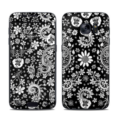 Samsung Galaxy S7 Skin - Shaded Daisy