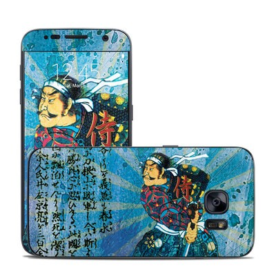 Samsung Galaxy S7 Skin - Samurai Honor
