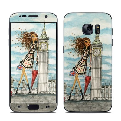 Samsung Galaxy S7 Skin - The Sights London