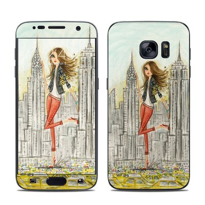 Samsung Galaxy S7 Skin - The Sights New York