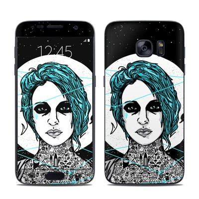 Samsung Galaxy S7 Skin - The Siren