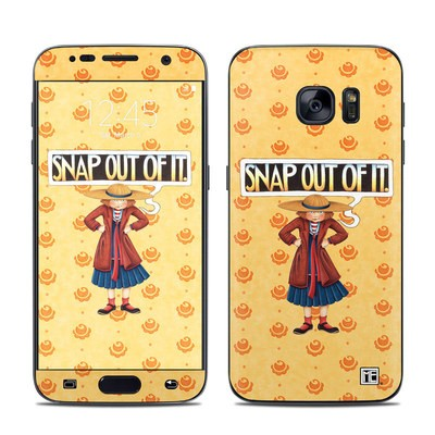 Samsung Galaxy S7 Skin - Snap Out Of It