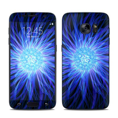Samsung Galaxy S7 Skin - Something Blue
